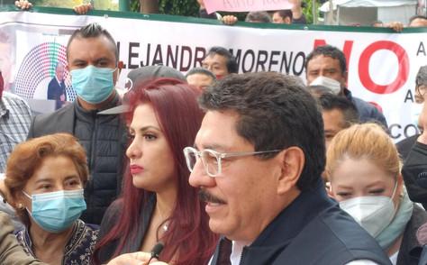 Militantes y simpatizantes del PRI, toman la sede del partido; exigen renuncia del CEN