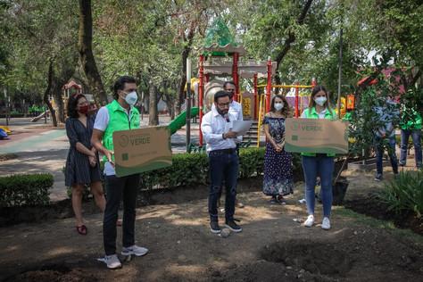 """Jesús Sesma  se une a la  propuesta de """"La Protectora Verde"""""""