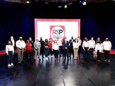 RSP cuenta con candidatos honestos y cercanos a la gente: Fernando González