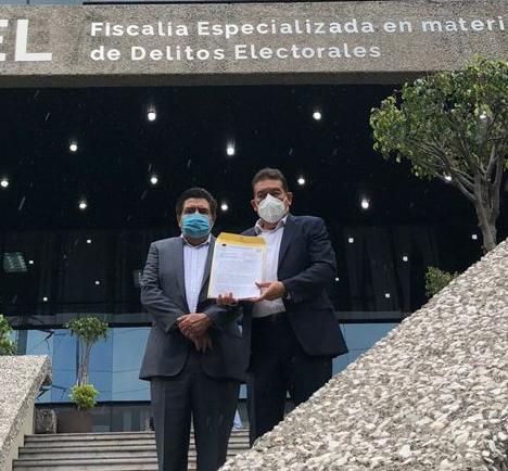 Piden recicladores retirar registro del PVEM por violaciones a la ley electoral.