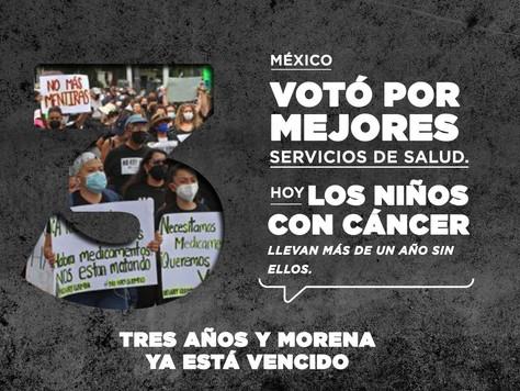 Hoy, México tiene un Gobierno que da más informes que resultados: PRI.