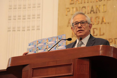 Gaviño Ambriz, pide que la Lotenal se fortalezca porque más de 10 mil familias dependen de ella; no