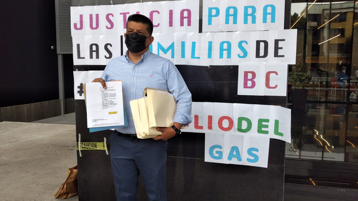 """Gasera """"Mexicana  Blue Propane""""  interpone denuncia ante COFECE."""