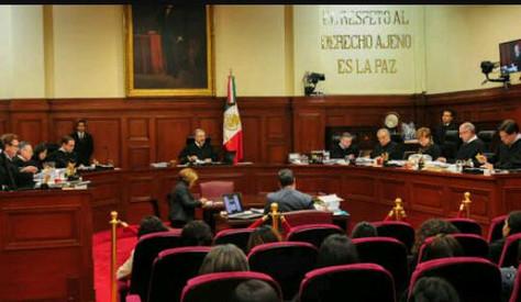 Avala SCJN difundan Servidores públicos de la CDMX declaraciones patrimoniales