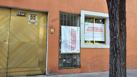 Clausuran presunta clínica por venta de vacunas falsas Anti-Covid