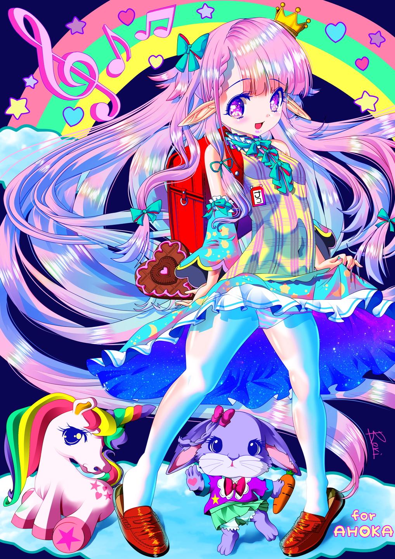 キラリ☆彡ナコちゃん♪ミラクルユニバース!