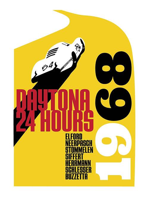 1968 Vic Elford Tribute Daytona 24 hours