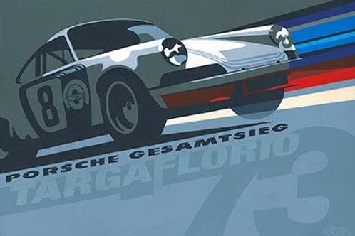 1973 Targa Florio RSR PRINT