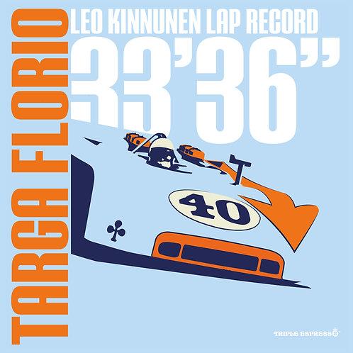 Targa Florio Leo Kinnunen