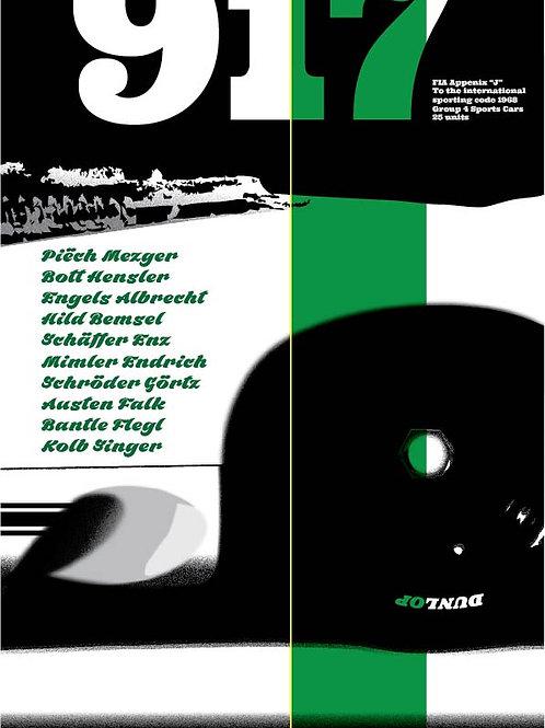 Group Genius Geneva Porsche 917