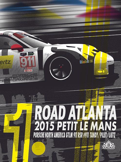 2015 Road Atlanta Le Petit Le Mans