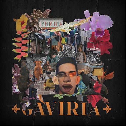 Primo Profit & RLX 'GAVIRIA' (ALBUM DIGITAL DOWNLOAD)