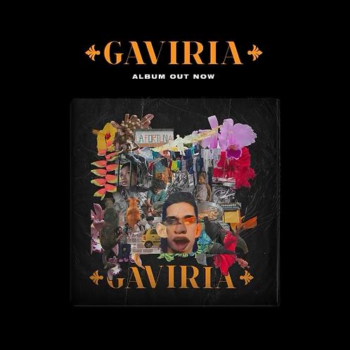 Primo Profit & RLX 'GAVIRIA'  LIMITED DIGIPACK CD