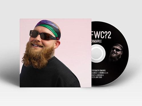 CRIMEAPPLE 'YDFWC?2' LIMITED DIGIPACK CD