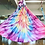 Thumbnail: Aerial Silk - Ombre Colours