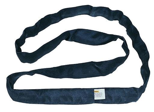 1 & 2 Tonne Round Slings - Black