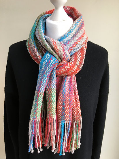 Waves Noro Scarf