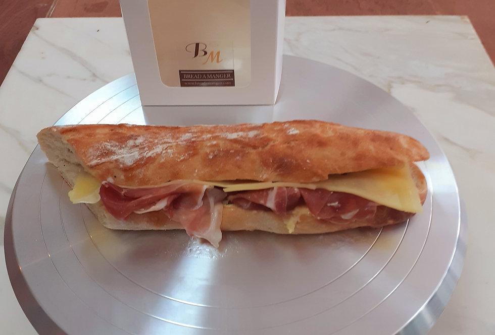 Serrano Butter Baguette