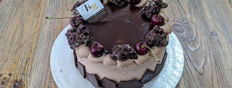Black Forest Sponge Cake