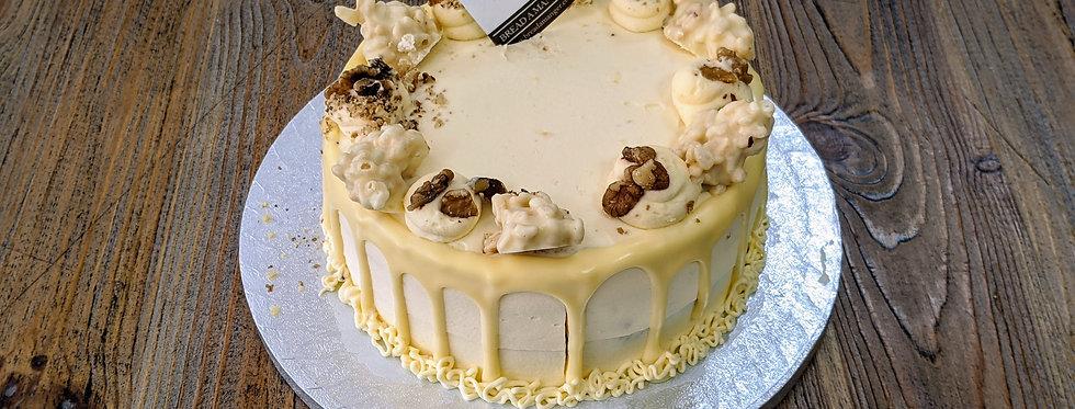 Walnuts Sponge  Cake