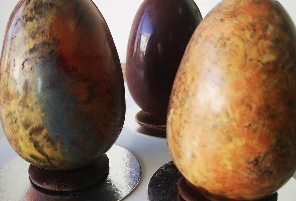 Dark Chocolate Eggs X3