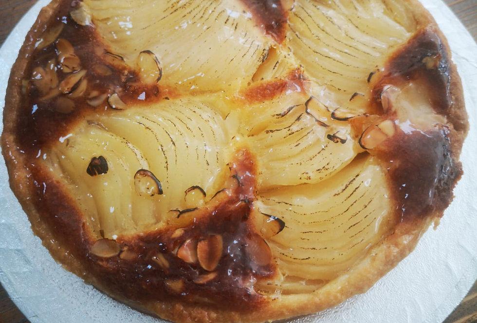 Almond Apple Tart