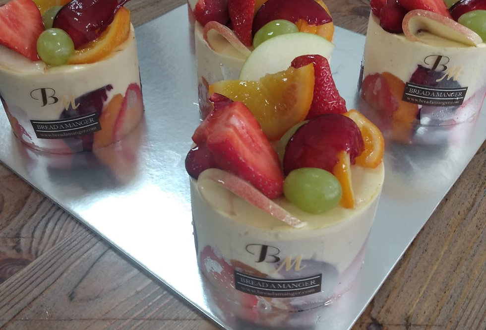 Mutli-Fruits Fraisier