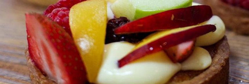 Individual Multi-Fruits Tart