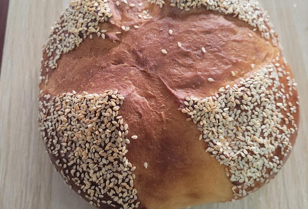 Brioche Bread Sesame Seeds