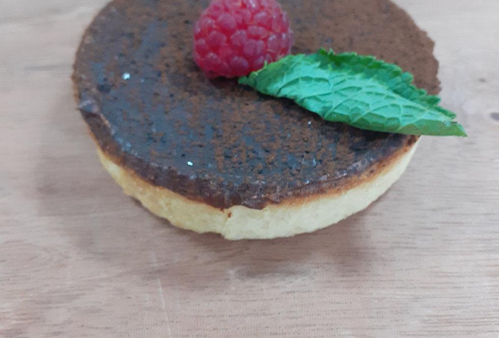 Individual Chocolate Tart