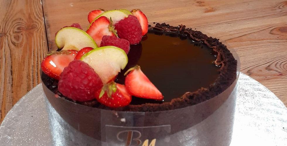 Charlotte Chocolate Cake
