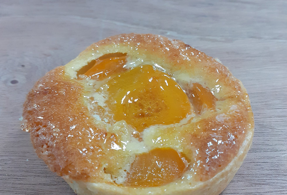 Apricot Individual Tart