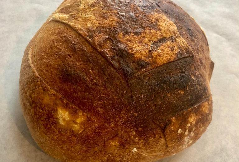 White Bread Sourdough
