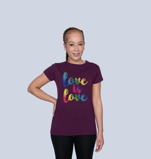 Organic Love is Love - Tee