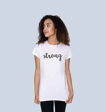 Organic Strong - Tee