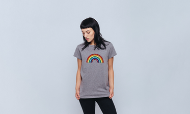 Organic Rainbow - Tee