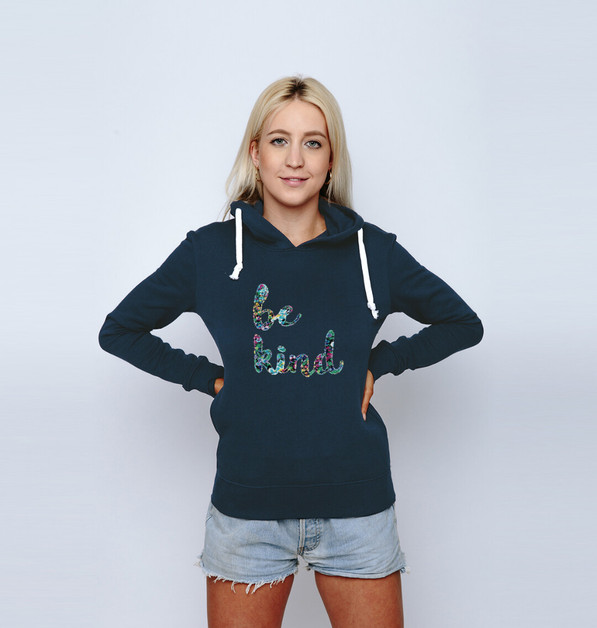 Organic Be Kind - Pullover Hoody