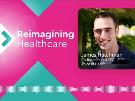 Reimagining Healthcare Podcast - HealthTechX