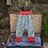 Thumbnail: Sarouel fond des océans coton jersey bio