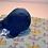 Thumbnail: Iona rouge à pois