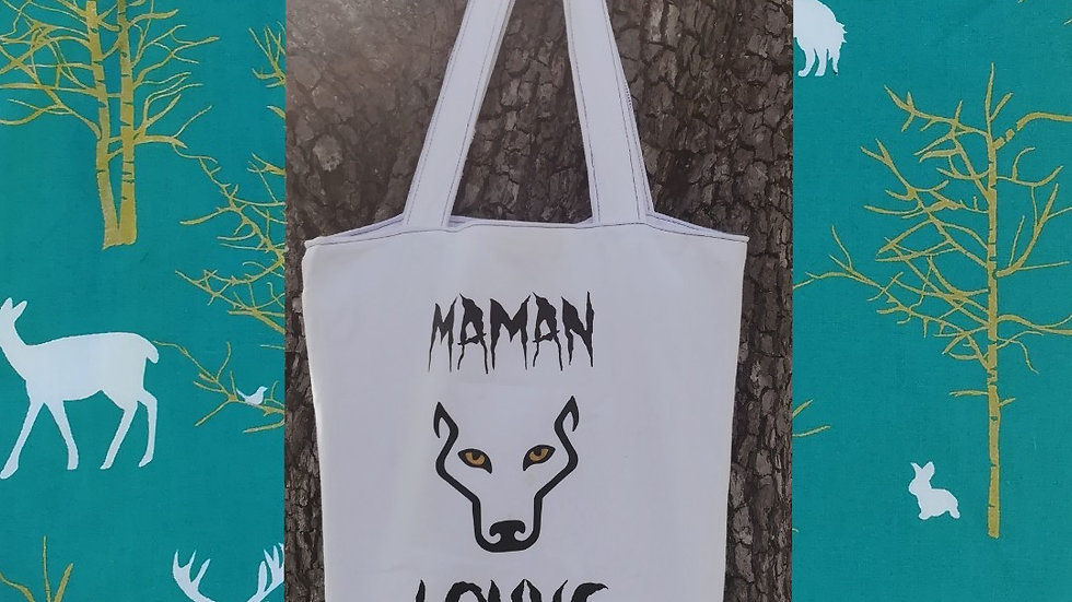 Tote bag Cat Mom