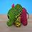 Thumbnail: Paco l'éléphant rose et vert