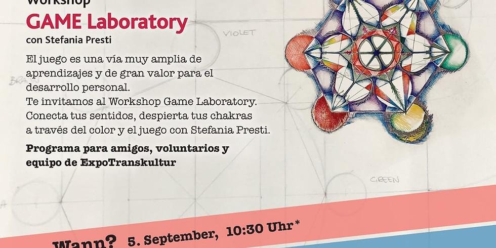 Workshop Game Laboratory