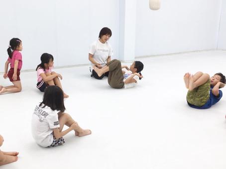 子供体操教室を行います!