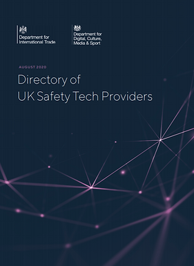 Directory of UK Safety Tech Providers