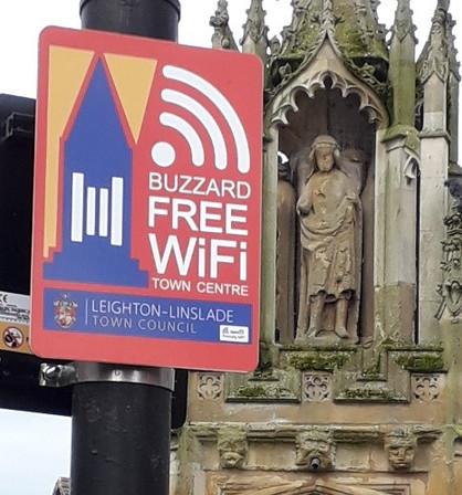 Leighton Buzzard introduces Friendly WiFi Certified Free WiFi to the High Street
