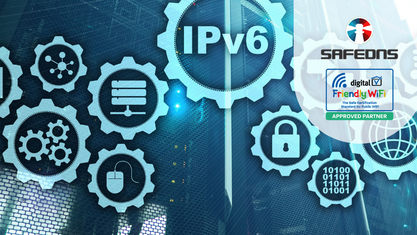 SafeDNS Now Supports Filtering IPv6 Sites