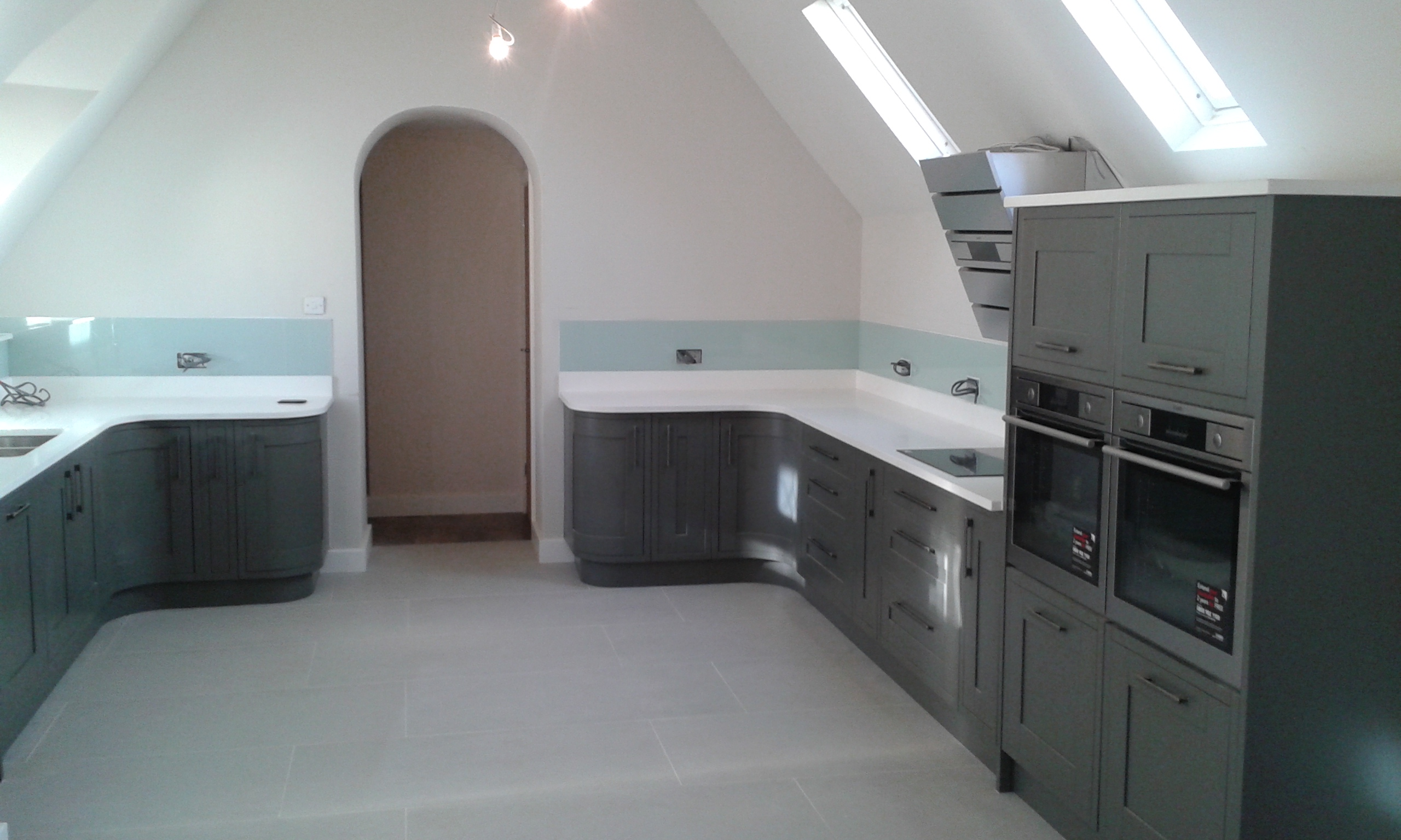 Kitchen. The Old Chapel