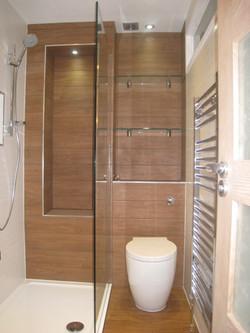 En suite shower room 1