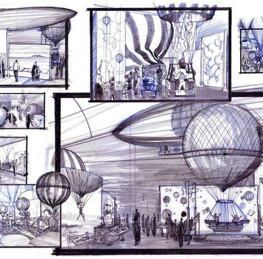 Museum concepting